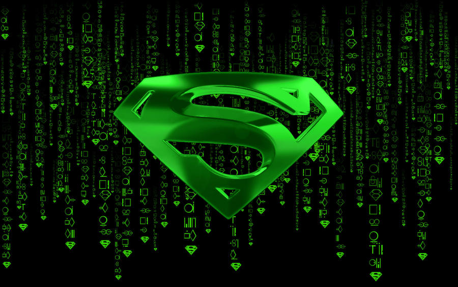 Kryptonite Matrix By Kryptoknight 85 On Deviantart