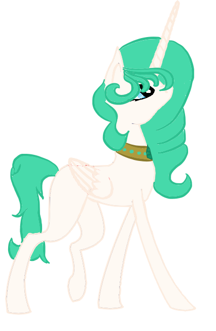 Starry Emerald by sapphirecharming