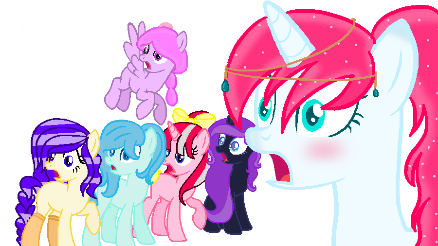 collab with friends by sapphirecharming