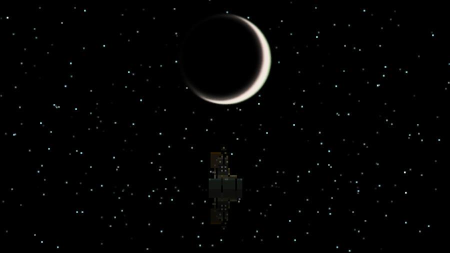 crescent moon wallpapers desktop - photo #7