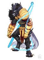 Syrax by TigresToku