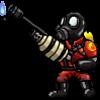 TF2 Pyro avatar by Galagoo