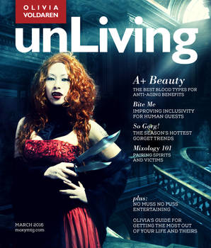 unLiving with Olivia