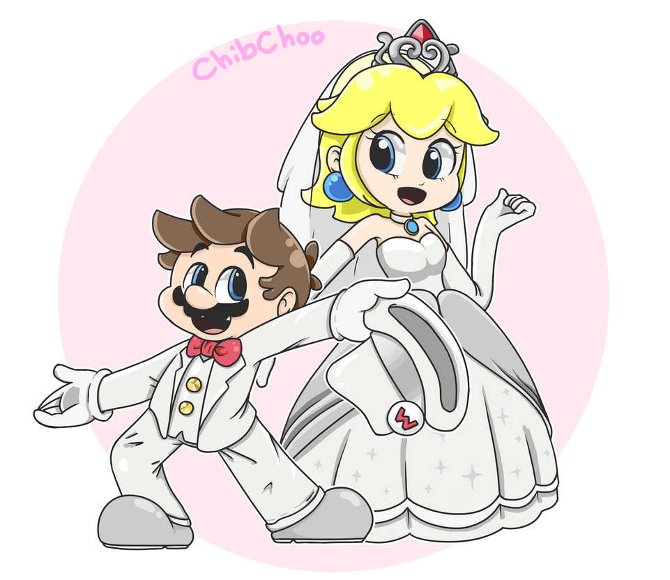 Super mario odyssey by chibchoo on deviantart for Super mario odyssey paintings