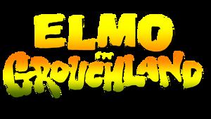 Elmo in Grouchland Prototype Logo Recreation