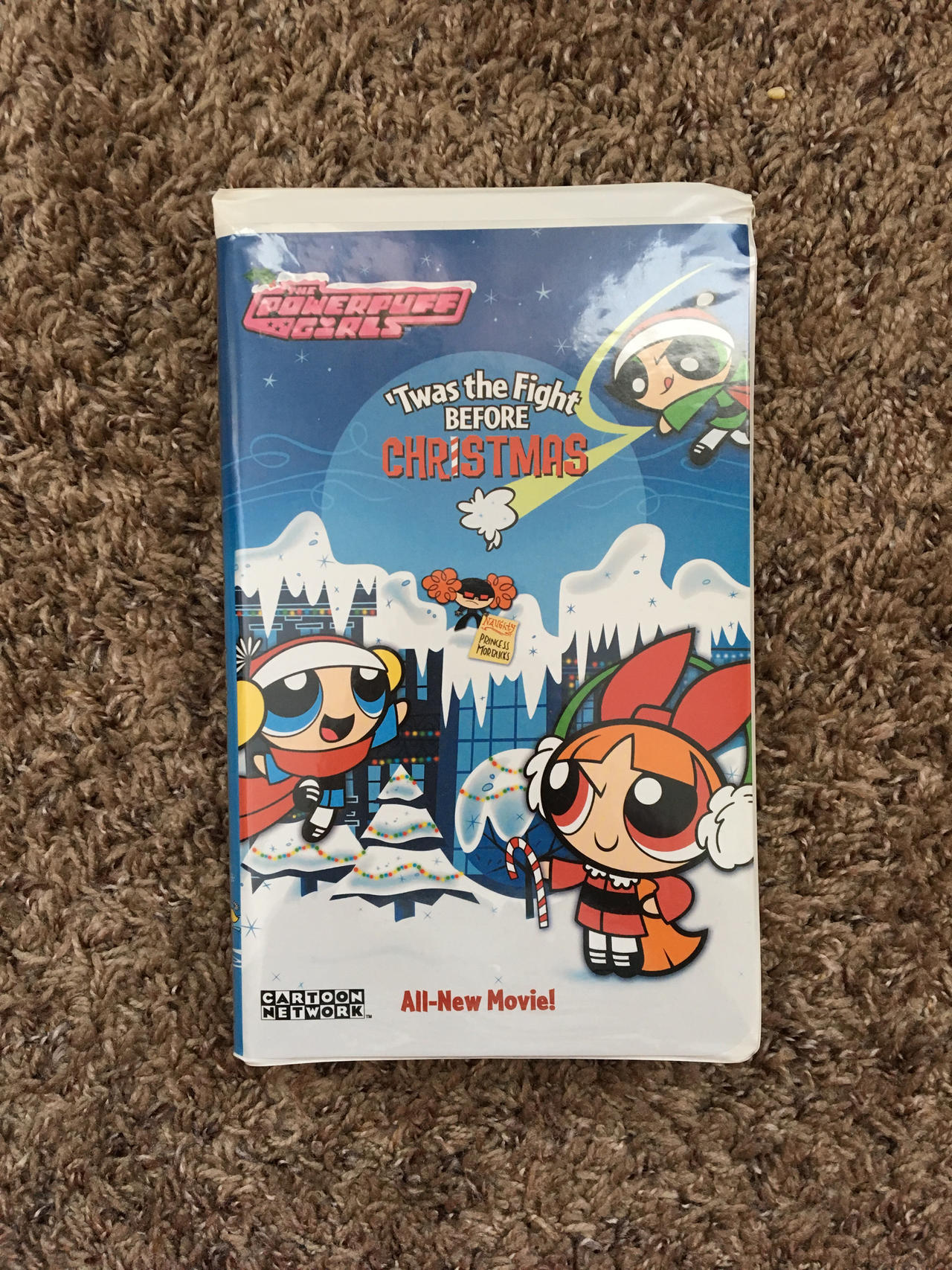 Ppg Twas The Fight Before Christmas.Ppg Twas The Fight Before Christmas Vhs 2003 By