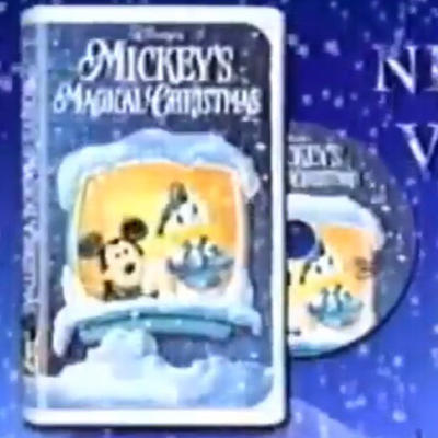 Mickeys Magical Christmas.Mickey S Magical Christmas Prototype Cover 2 By