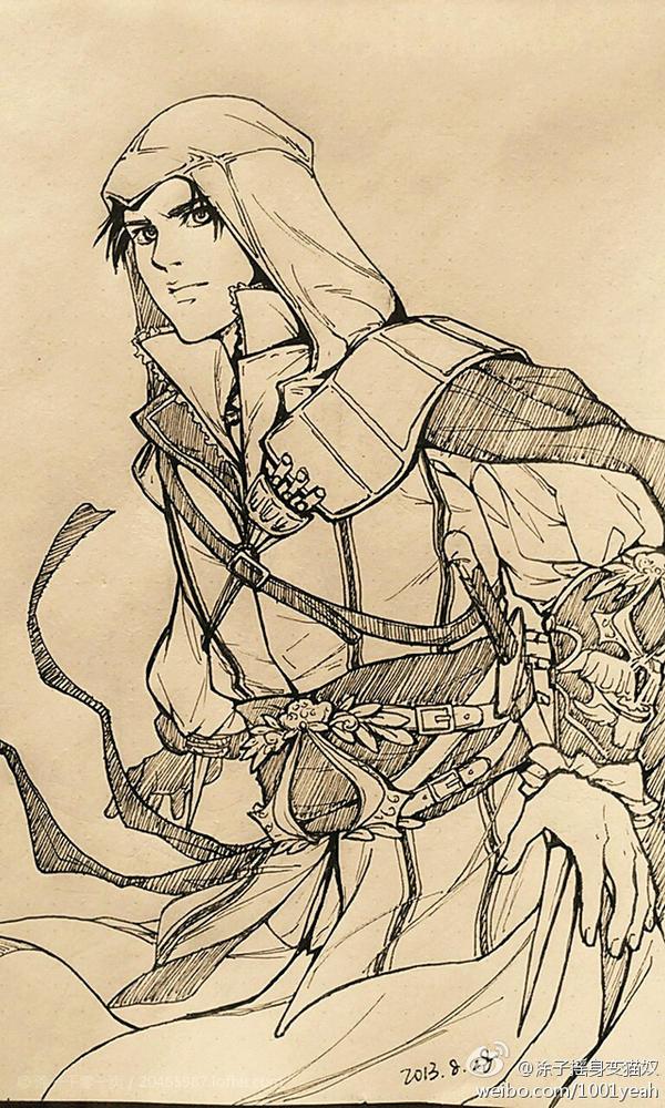 Ezio by 1001yeah