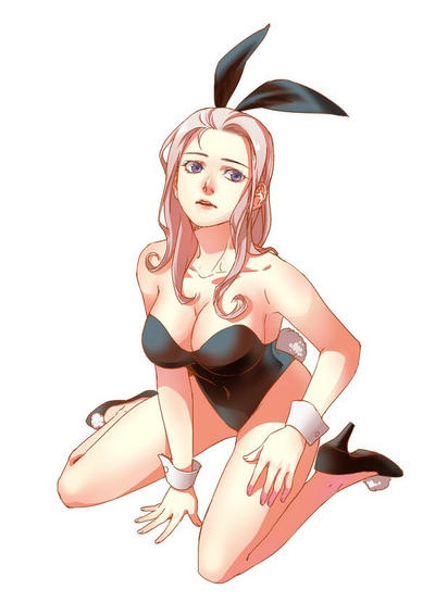 bunny girl by 1001yeah