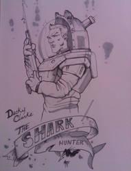 Dicky Clarke- Shark hunter