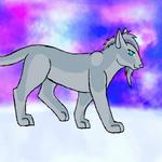 silverstream walking in starclan by niviadragonrider