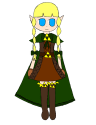 Magical Girl Linkle by novadreamer648