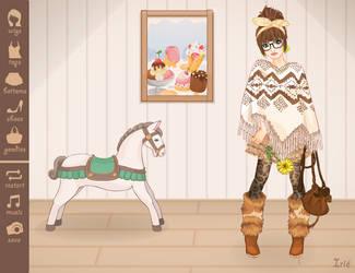 ..My outfit: Bohemian Gal.. by koruldia