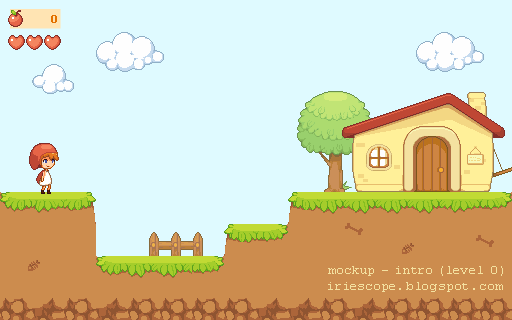..New game mock-up..