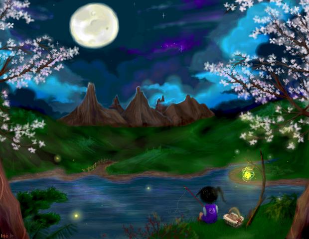 ..Fairlylike Night.. by koruldia