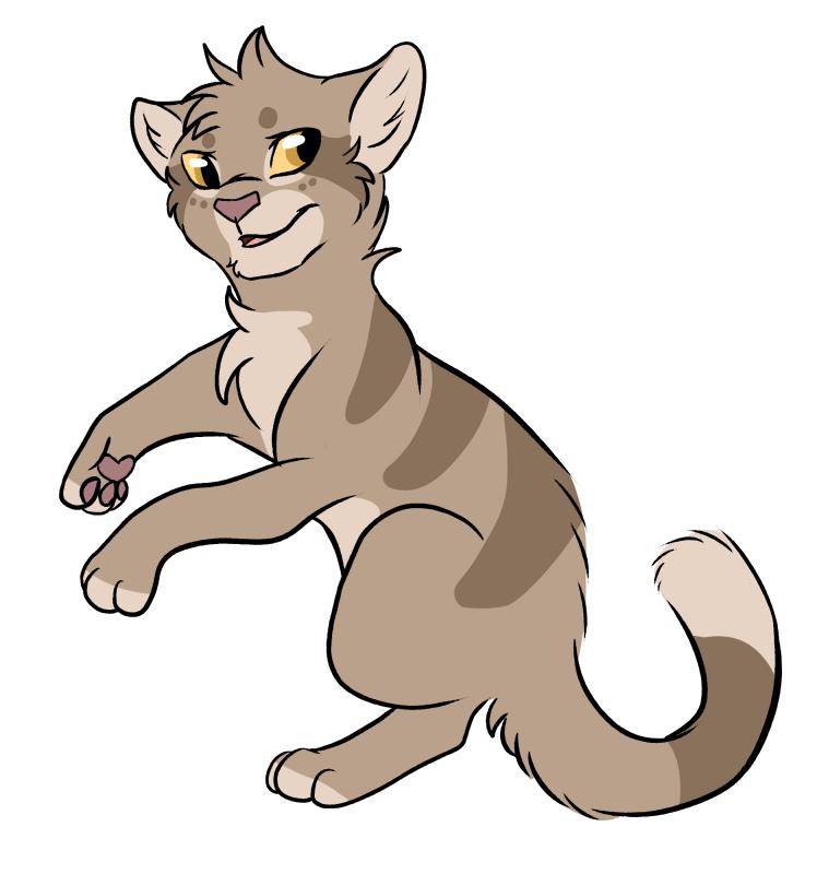 Kawaii Warrior Cats