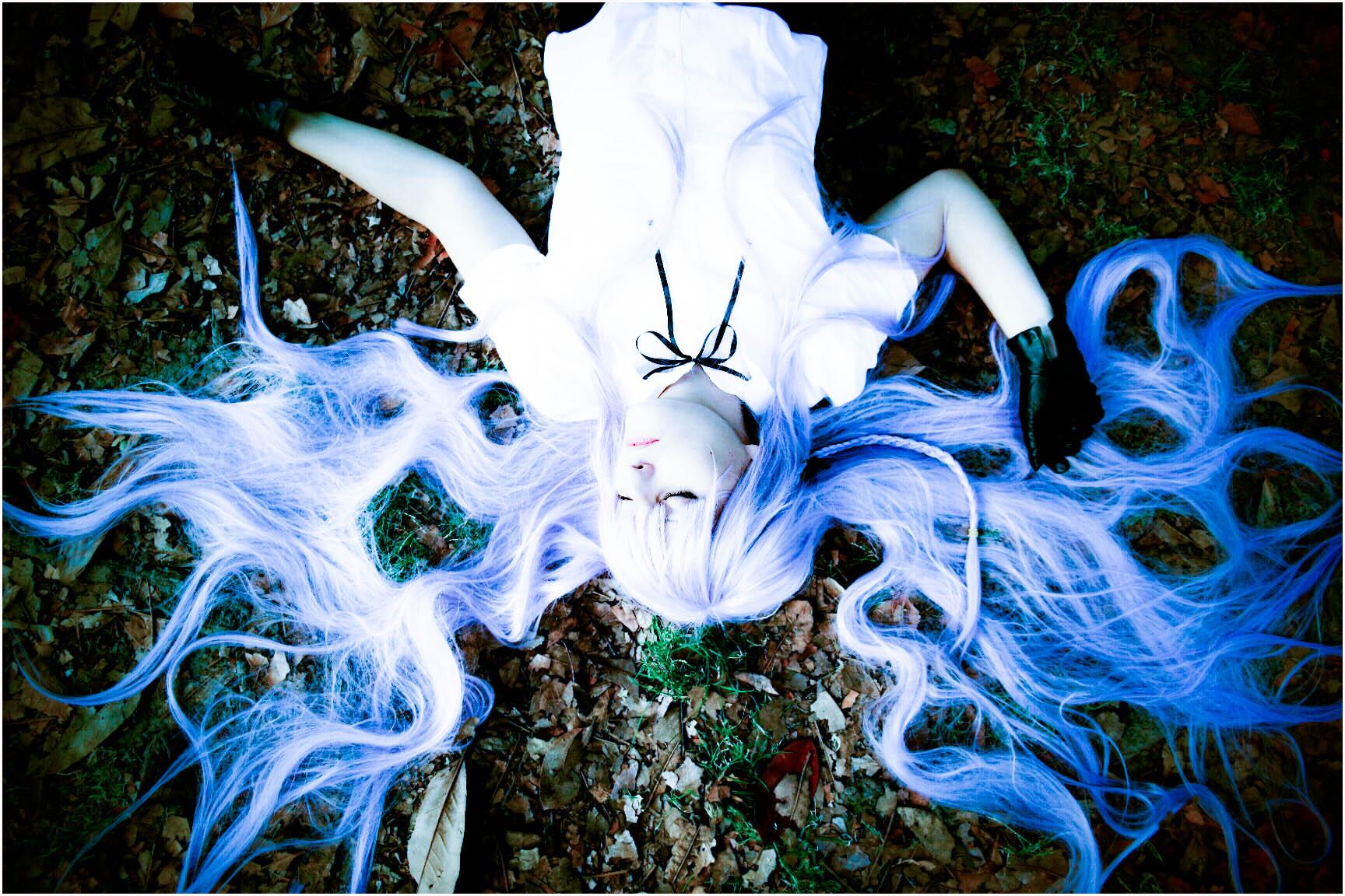 Kirigiri - The sleeping beauty by EvilAkayaKirihara