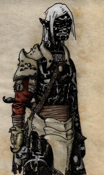 Vulkoor's Wrath by longeye