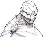 Latch - Warforged Cleric