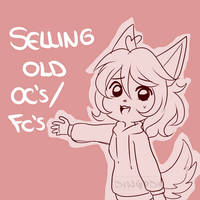 Selling old characters! (OPEN)