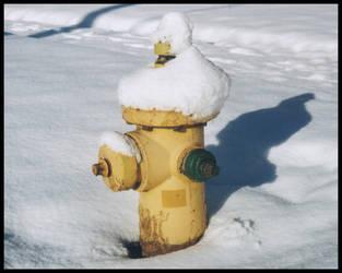 Fire Hydrant by littledubbs