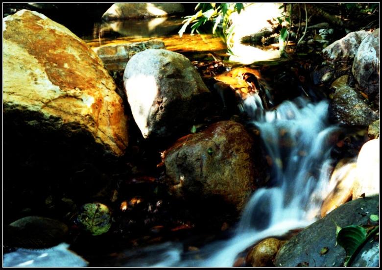 Waterfall by littledubbs