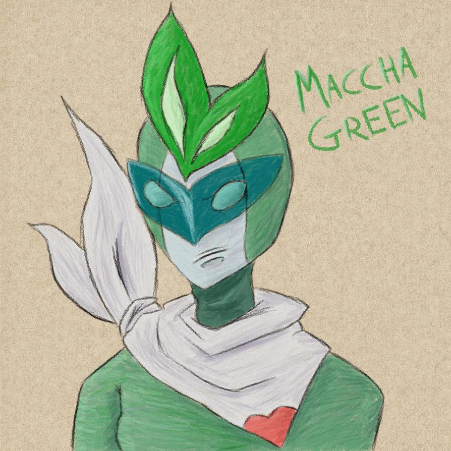 MacchaGreen by NimbusStev
