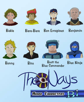 The Nays Minor Characters - B1
