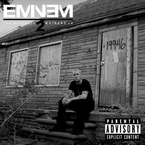 The Marshall Mathers LP 2 Fan Version Cover by ...
