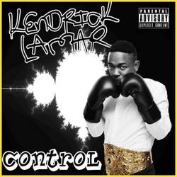 Kendrick Lamar Control Cover