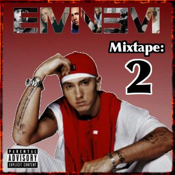 Eminem Mixtape2 Cover by ThatGuyWithTheShades