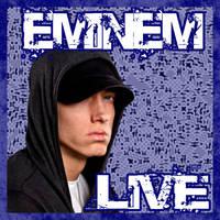 Eminem Live Album Cover