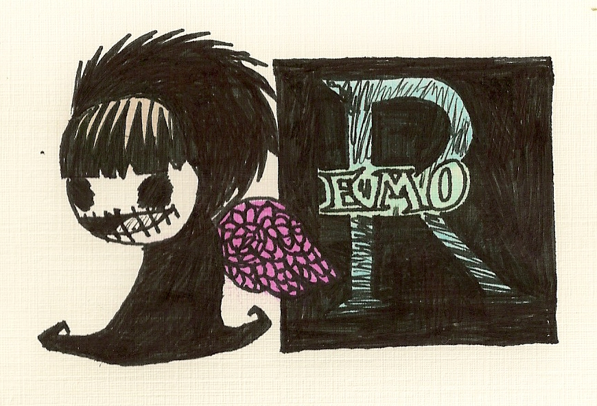 Remo the Emo by DisposableMutt