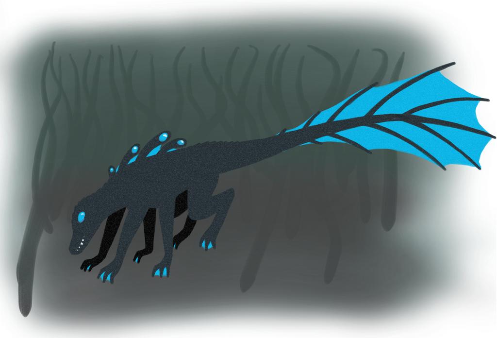 Troodontidae Aquus *insert species name here* by DisposableMutt
