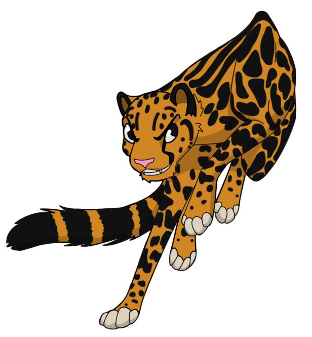 King Cheetah King by DisposableMutt