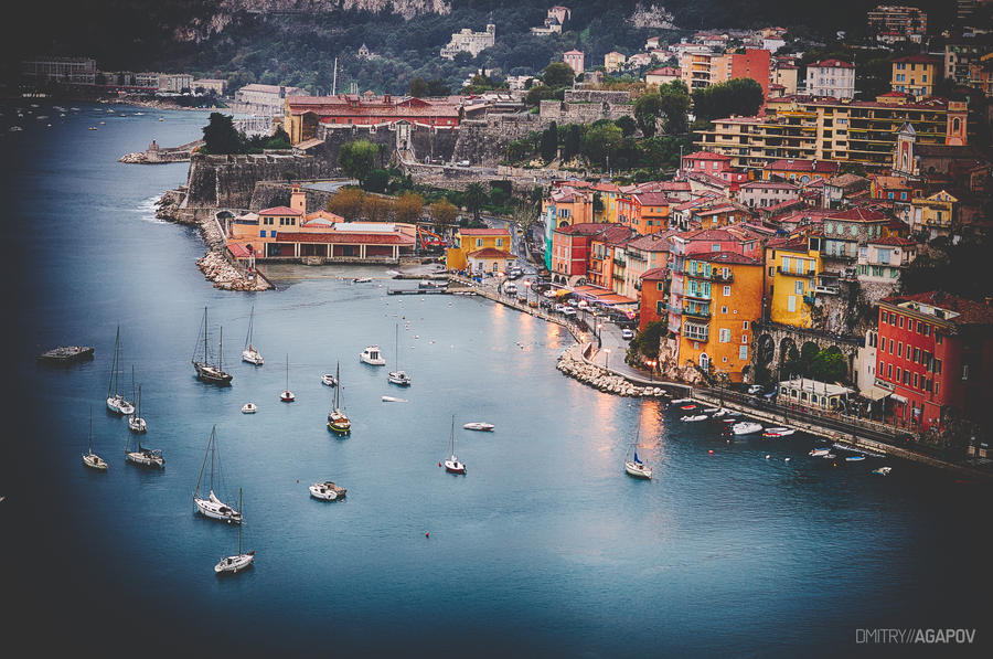 France, Cap Ferrat by agapovd