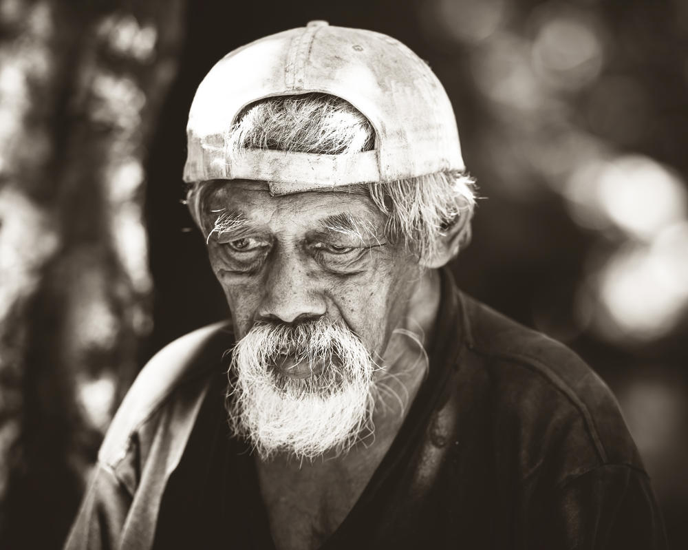 old man by agapovd