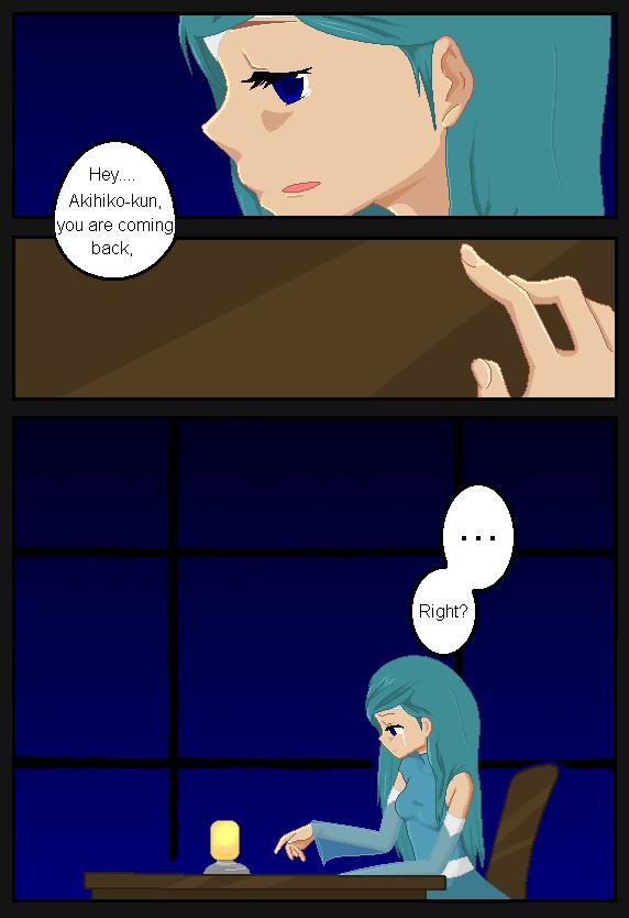 Izumi by animelife4ever