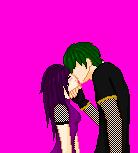 Valentine MisakixKyou by animelife4ever