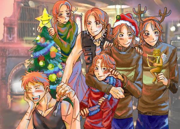 Weasley's Xmas by GENgoodstick on DeviantArt