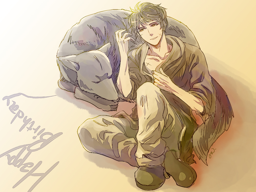 Remus Happy Birthday by GENgoodstick