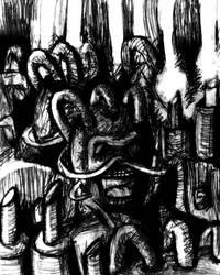 SCRIBBLE - Fire Inside Me by bulletproofgfx