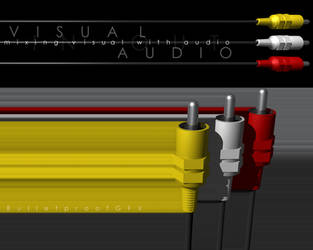 Visual Audio Mix v2 by bulletproofgfx