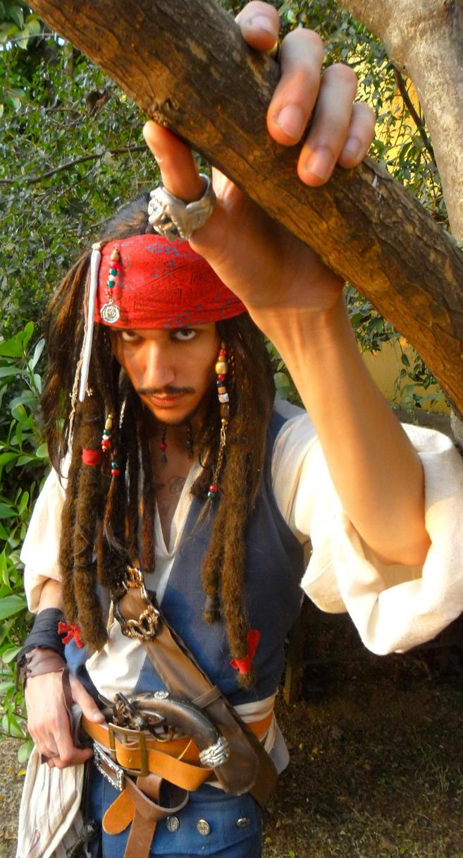 Captain Jack Sparrow by jaacksays