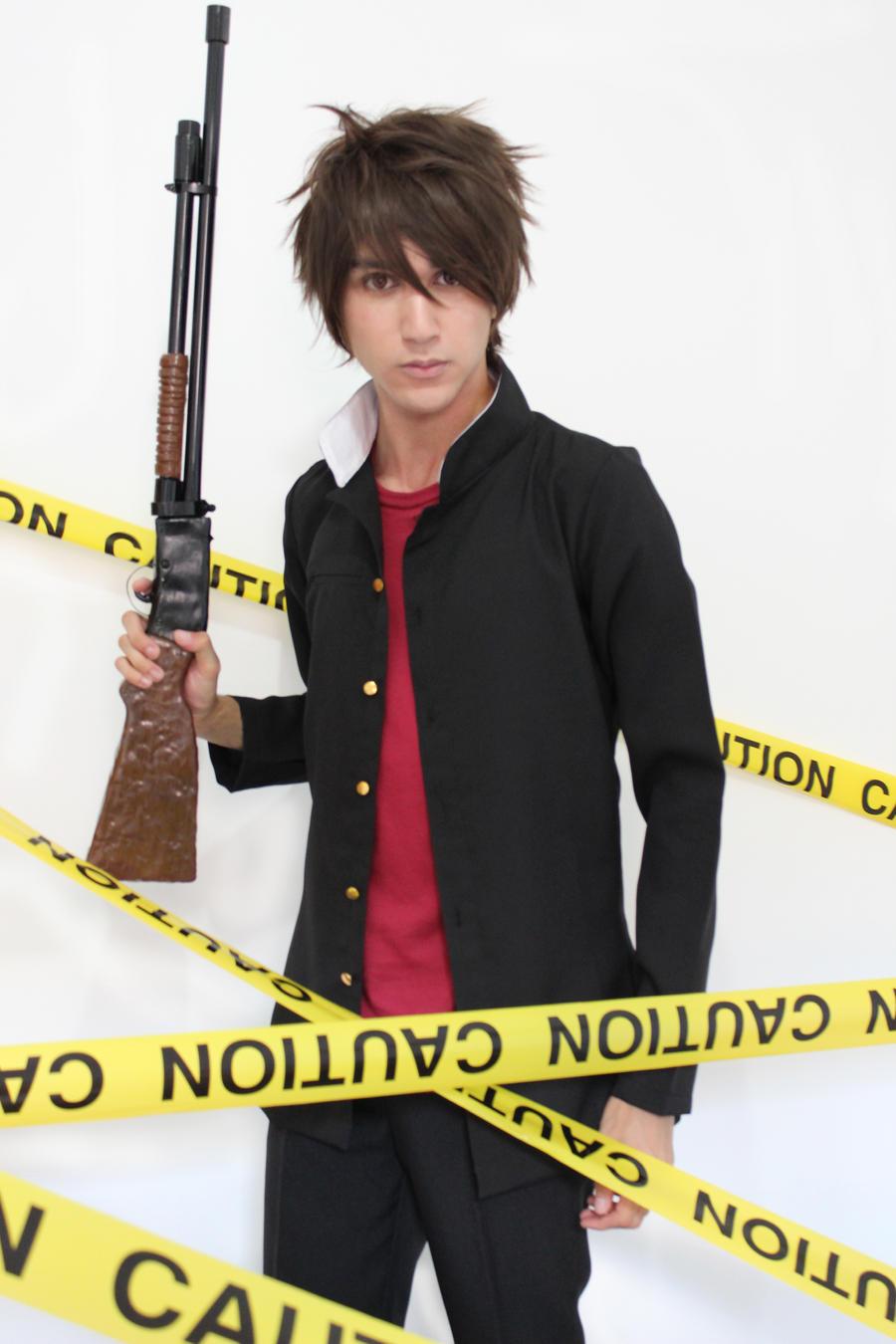Takashi Komuro by jaacksays