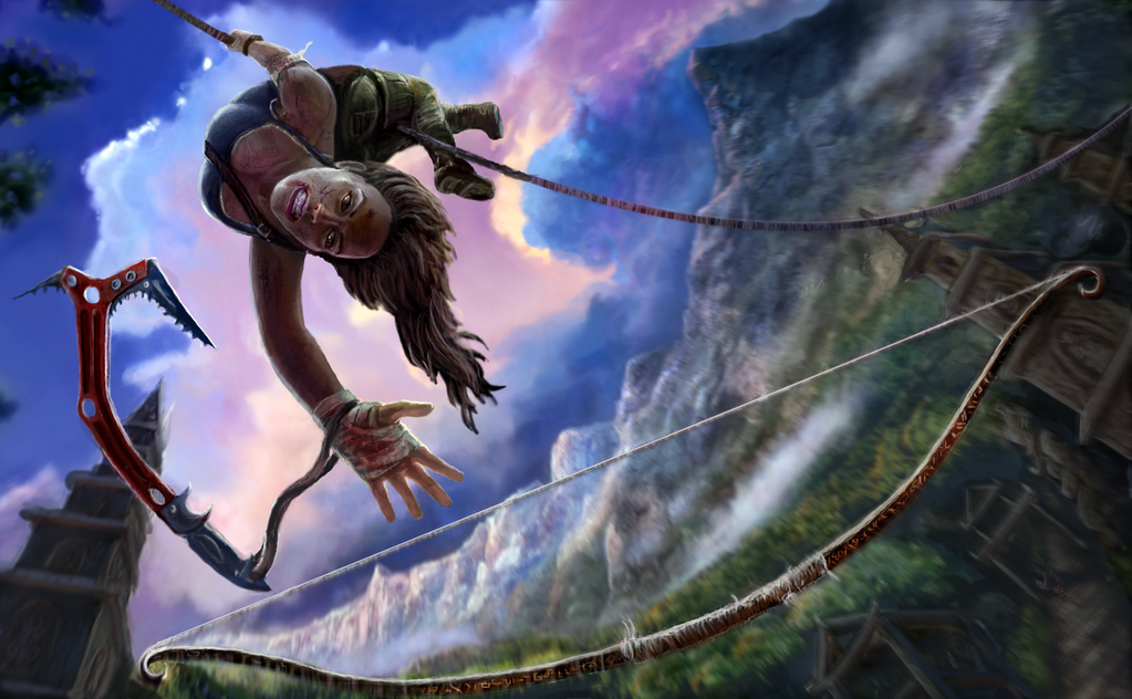 Tomb Raider Reborn by NickHerbert