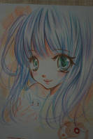 colored pencil work by tip3361