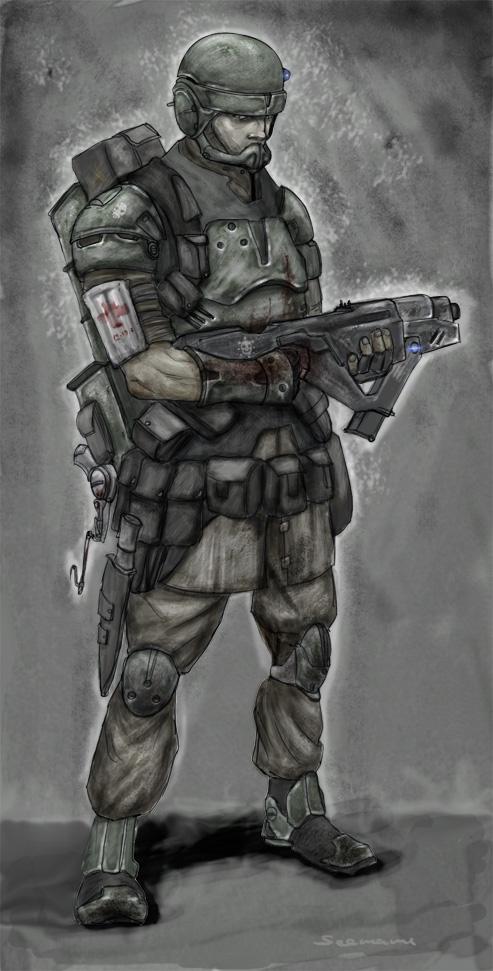 Rebel medic unit by Sexforfood