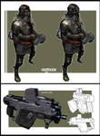 Rebel support squad
