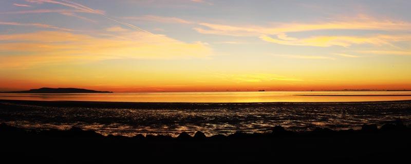 Sandymount Sunrise by Shaystyler